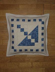 Úžitkový textil - Obliečka na vankúšik (2) - 12342285_