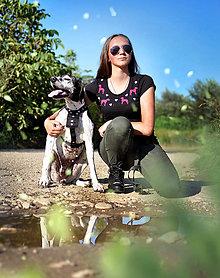 Tričká - Tričko Dog Viper - 12349610_