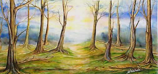 Ranný les (originál)