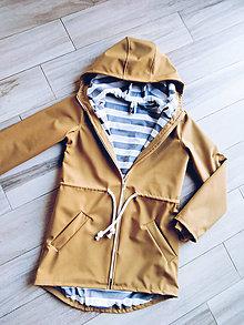 Kabáty - Dámska softshellová parka - 12350884_