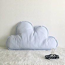 "Textil - Oblak/Mantinel  ""Light Blue"" - 12349753_"