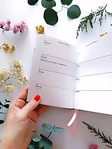 Papiernictvo - DIÁR 2021 (nápis na želanie) - 12355575_