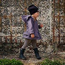 Detské oblečenie - Detská softshell bunda - VIOLA - 12353819_