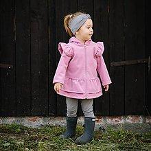 Detské oblečenie - Detská softshell bunda - PINKIE - 12353834_