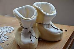 Topánočky - Zimné capačky - 12354214_