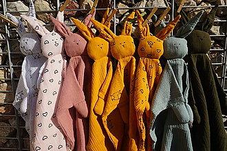 Hračky - mojkáčik pre detičky (Ružová) - 12355158_