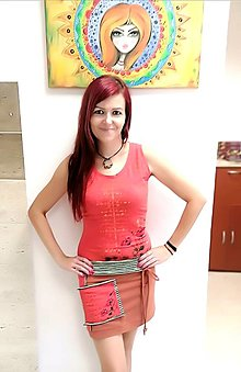 Šaty - Maky - 12353086_