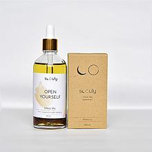 Drogéria - Prírodný telový olej Open yourself - 12353905_