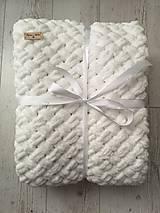 Úžitkový textil - Veľká deka - 12355413_