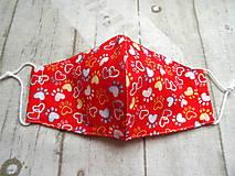 Rúška - Bavlnené rúška... dámske - 12356964_