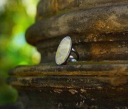 """Prstene - Nerezový prsten... """" Ellipse """" - 12357254_"""