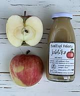 Potraviny - HamiPapi Dobrota - jabĺčko 100% šťava - 12356838_