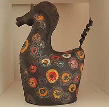 Socha - Keramika, KoníkColors - 12356939_