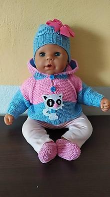 Hračky - Peťa oblečenie pre bábiku. - 12357755_