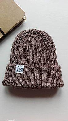 Detské čiapky - Detská čiapka  (obvod hlavy 50/52/54/56) - 12356776_