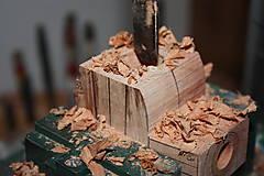 Iné - Štýlová fajka z briárového dreva #2022 - 12355679_