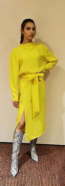 Iné oblečenie - Slniečkový kostým - 12357111_
