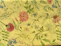 Úžitkový textil - Voskáčik - voskovaný obrúsok MIDI - 12359923_