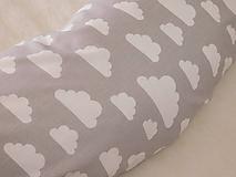Textil - Tehotenský, relaxačný vankúč Maxi C - 12358864_