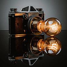 Svietidlá a sviečky - Lampa Praktica - 12361973_