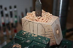 Iné - Štýlová fajka z briárového dreva #2020 - 12358845_