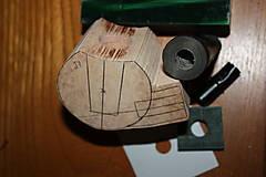 Iné - Štýlová fajka z briárového dreva #2020 - 12358846_