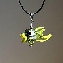 Náhrdelníky - Korálová rybka - 12361718_