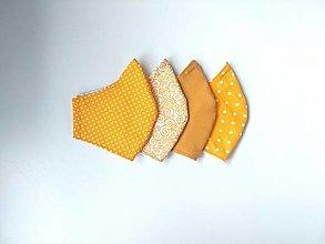 Rúška - Rúška žlté - 12365016_