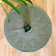 Úžitkový textil - Olive - 12363209_