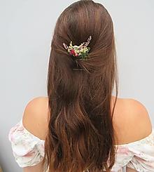 """Ozdoby do vlasov - Mini hrebienok """"Fany"""" - 12365301_"""