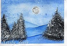 Obrazy - Zima prichádza - 12366088_