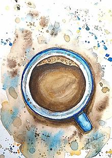 Obrazy - Espresso (Originál) - 12363963_