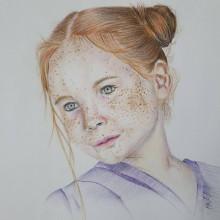 Kresby - Kresba čiernobiela Portrét na želanie - 12364231_