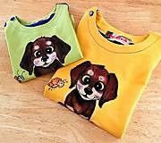 Detské oblečenie - Psík - 12363468_