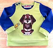 Detské oblečenie - Psík - 12363472_