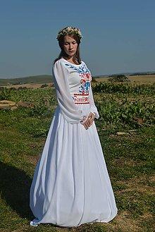 Šaty - Svadobné šaty - 12362860_