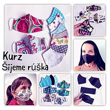 Kurzy - Kurz Šijeme rúška v Martine - 12366657_