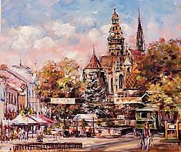 Obrazy - Košice - Hlavná ulica - 12368601_