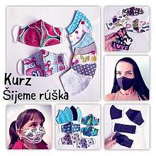 Kurzy - Kurz Šijeme rúška v Martine - 12366604_