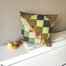 Textil - Chalanský vankúš maskáč - 12367743_
