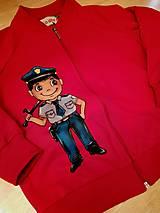 Detské oblečenie - Policajt - 12369003_