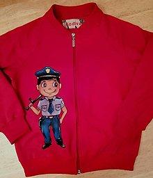 Detské oblečenie - Policajt - 12368999_