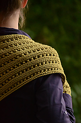 Šatky - Dámska šatka LISA, 100% merino - 12371621_