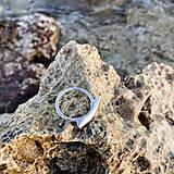 Prstene - Výrazný prsten Tess - 12373966_