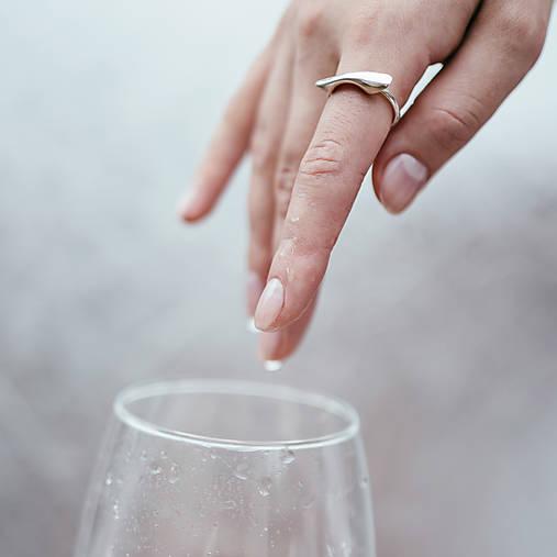 Výrazný prsten Tess