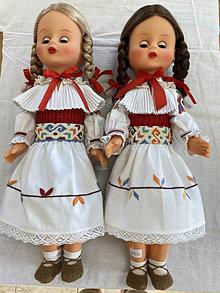 Bábiky - Bábika v belianskom kroji.. - 12371103_
