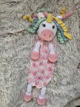 Hračky - pyžamkožrútik - jednorožec CANDY - 12375718_