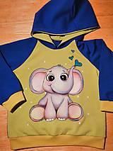 Detské oblečenie - Sloník - 12378420_