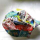 Rúška - Ochranné rúško detské - dvojvrstvové - 12377414_