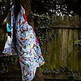 Úžitkový textil - Origo dekoško samé kvety - limit - 12377544_